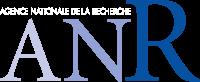 Logo de l'ANR (Agence nationale de la recherche)