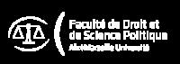 Logo de la faculté de droit et de sciences politiques d'Aix Marseille Université