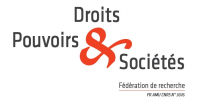 Logo de la Fédération Droit Pouvoirs et Sociétés